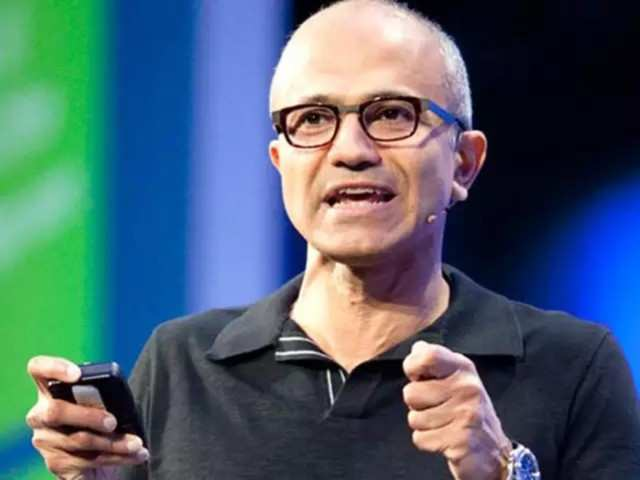 Microsoft Surface laptops delivered double-digit growth, says CEO Satya Nadella