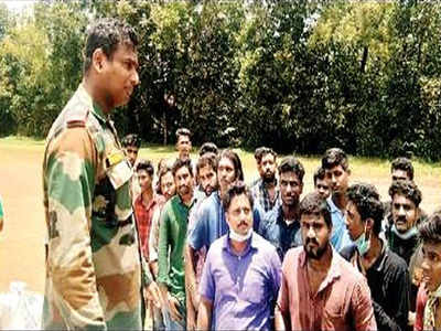 Army officer to be awarded for Kerala flood-relief work