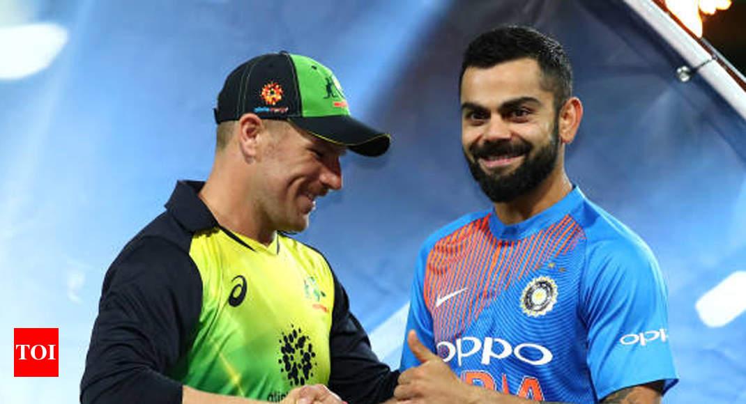 India vs Aus: Dates of Bengaluru, Vizag T20Is swapped