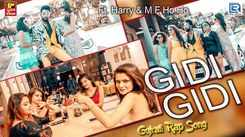Latest Gujarati Song Gidi Gidi Sung By Harry & M F Ho Ho