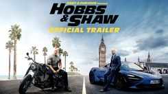 Hobbs & Shaw - Official Trailer