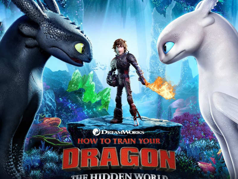 How to Train Your Dragon: The Hidden World' to release in India on March 22 | English Movie News - Times of India
