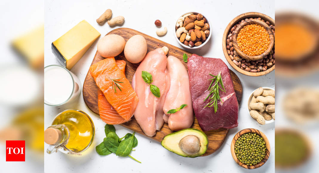6 meal high protein diet