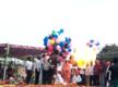 On cam: Helium balloon explodes, lucky escape for Suttur Mutt seer