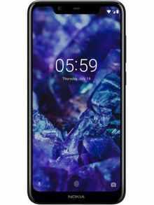 Nokia 5.1 Plus 6GB RAM