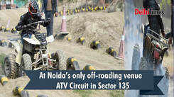 Noida embarks on weekend off-roading adventure