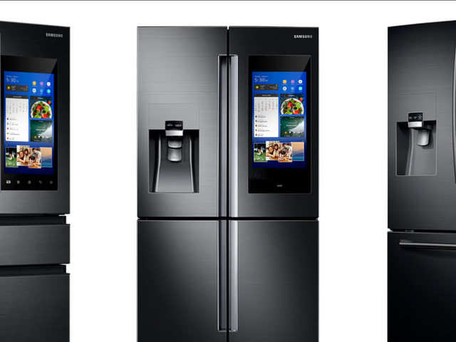 Samsung's smart fridge will now help you find a date