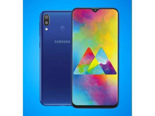 Samsung Galaxy M10 and Galaxy M20 to go on sale today at 12pm on Amazon: Prices in India, offers and more
