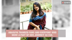 Anasuya Bharadwaj leave fans awed with her transformation
