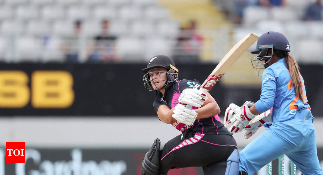 2nd T20I: India women lose to NZ by 4 wickets, lose series