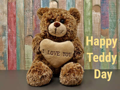 Teddy Day images, cards and greetings