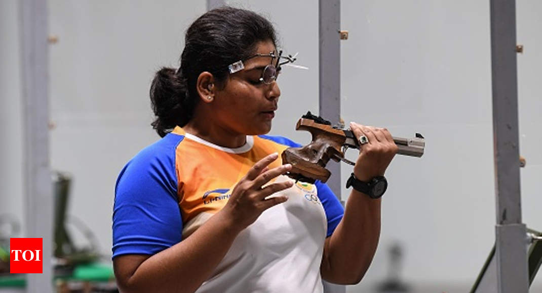 'Deputy collector' Rahi Sarnobat goes on leave without pay for Olympics