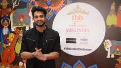 Rohit Khandelwal talks about his pageant journey at Miss Telangana 2019 auditions