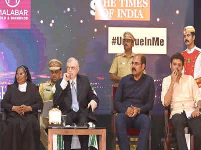 Society reluctant to accept empowered women: Kerala governor