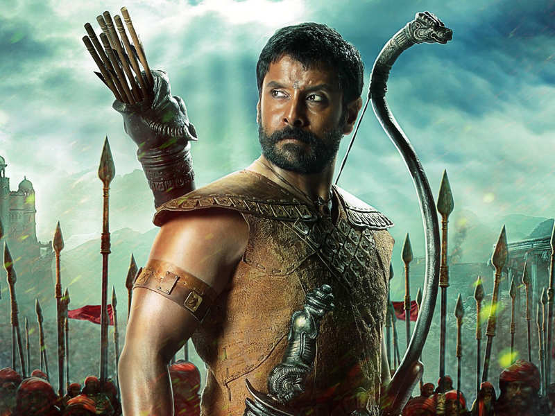 Vikram's Karna begins with Kurukshetra war sequence