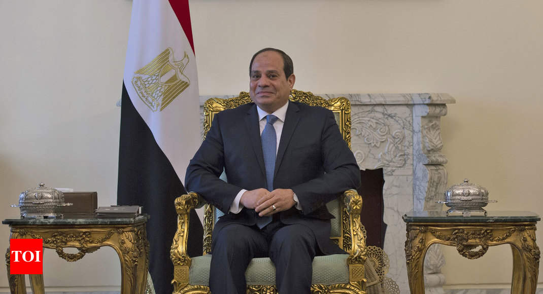Egypt's el-Sisi elected new chairman of African Union
