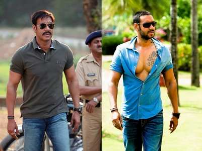 Ajay Devgn on 'Singham 3' and 'Golmaal 5'