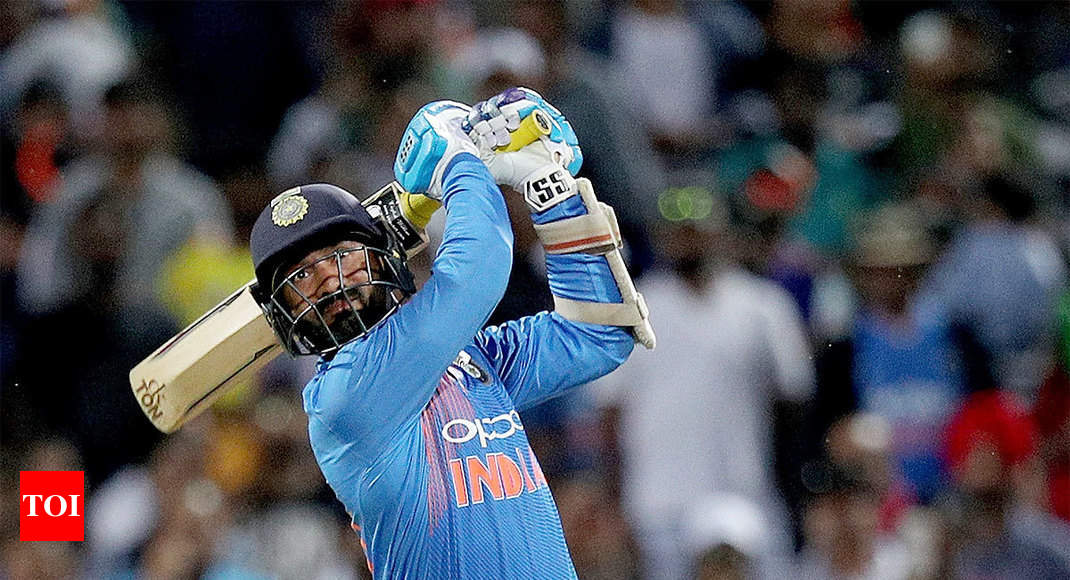Did Dinesh Karthik's 'single' error cost India dear?