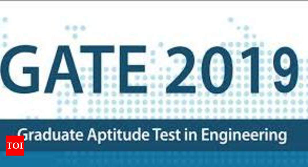 GATE 2019 Response Sheet available, here's link to check