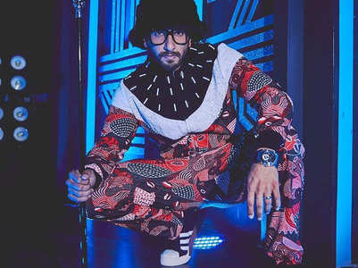 Why Ranveer broke down on the sets of a show