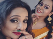 Video: Rani Chatterjee's funny video shows her singing Bollywood songs with Gunjan Pant