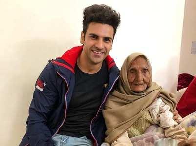 Vivek's grandfather passes away