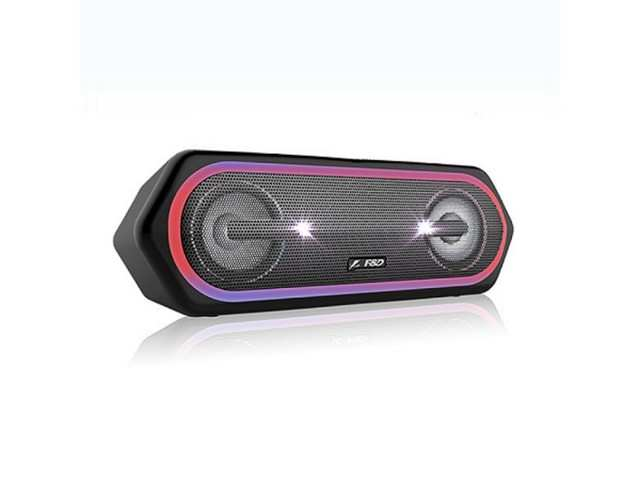 F&D launches Party Booster W40 portable speaker, priced at Rs 12,990
