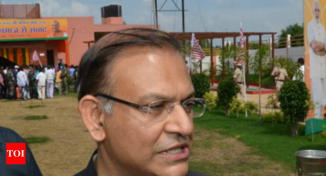 Fear of 'tax terrorism' gone during NDA rule: Jayant Sinha