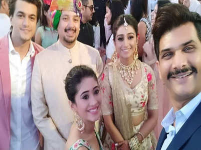Shivangi, Mohsin have a gala time in Goa
