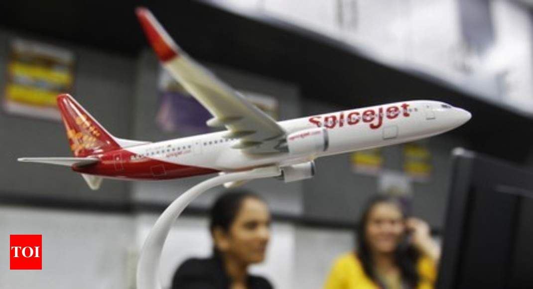SpiceJet Q3 net plunges 77% to Rs 55 crore