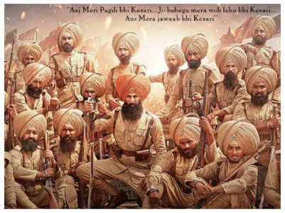 Makers to unveil glimpses of 'Kesari'