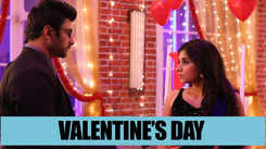 Guddan Tumse Na Ho Paayega: AJ and Guddan attend a Valentine's Day party