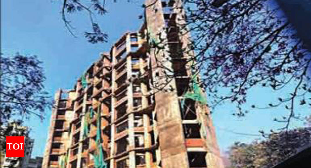 35 years on, Mumbai's original 'tower of corruption' finally bites the dust | India News