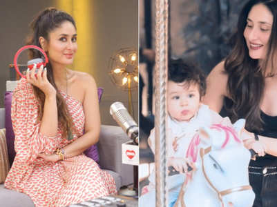 Kareena Kapoor Khan suffers from the infamous mother's guilt too!
