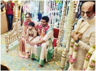 Details: Soundarya-Vishagan's lavish wedding
