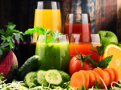 Weight Loss: These low calories vegetable juices can help you lose weight quickly