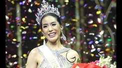 Hong Kong's Sophia Ng is the Miss Global 2018