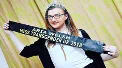 Miss Transgender UK 2019 gave up everything to restart as a woman