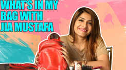 What's in my bag with Jia Mustafa