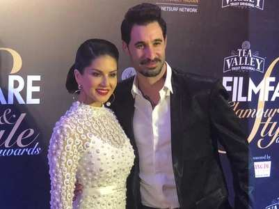 Celebs at filmfare glamour & style awards 2019