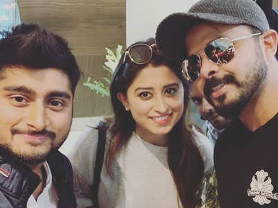 BB12's Deepak reunites with Sreesanth, Somi