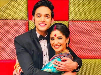 Parth wishes on-screen mom on her b'day