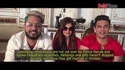Star Boy LOC gives a song as a wedding gift for Prince Narula and Yuvika Chaudhary