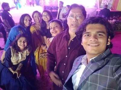 Bhavya reunites with 'Taarak Mehta' gang