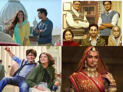 Bollywood's unconventional love stories