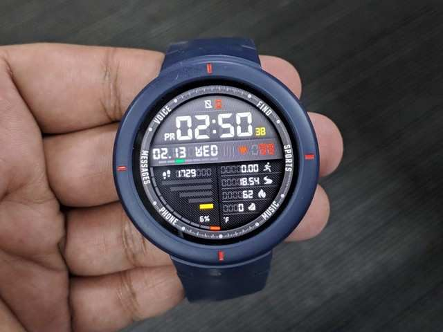 Amazfit Verge Smartwatches - Price, Full Specifications & Features