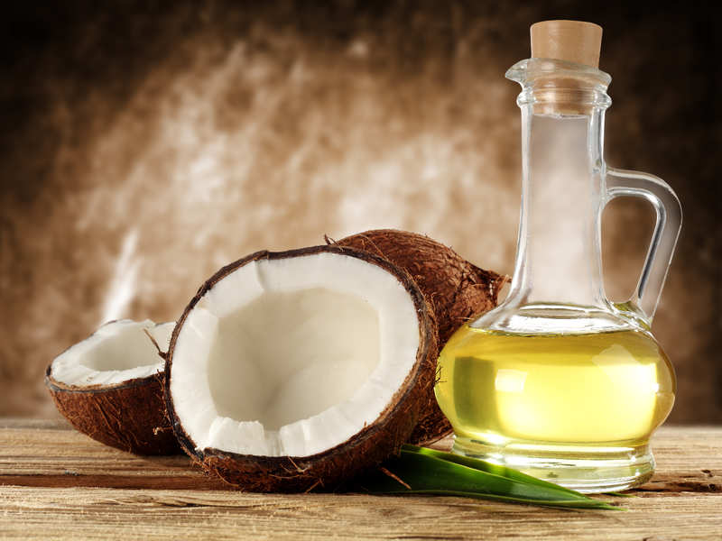 Glow naturally using Coconut Oil this Valentine's Day - Times of India