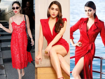 Take Valentine's Day dressing ideas from these hot divas