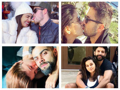Bollywood stars and their social media PDA