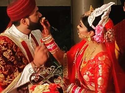 Bhagyavidhaata's Richa Sony gets married